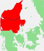 Dyreinternater i Jylland
