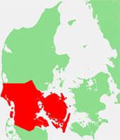 Dyreinternater i Syddanmark