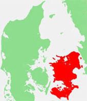 Dyreinternater på Sjælland