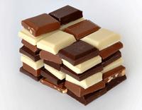 Hunde kan ikke tåle chokolade - de får en chokoladeforgiftning