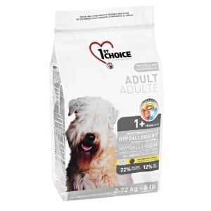 1st Choice Hyperallergi hundefoder, 2,72 kg