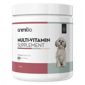 Multivitamin Tilskud til Hunde