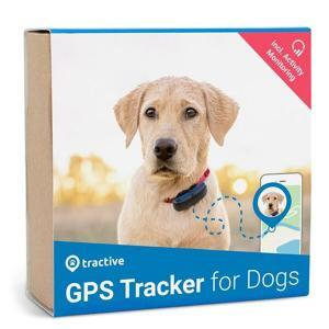 Tractive GPS-Tracker til hunde