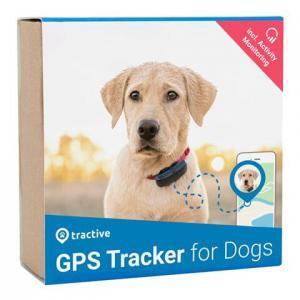 Tractive Hunde GPS Tracker - Til Halsbånd