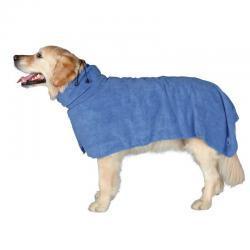 Badekåbe til hunde