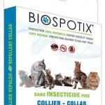 Biospotix loppehalsbånd til katte
