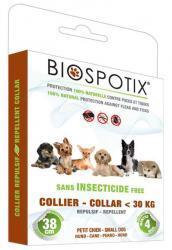 Biospotix loppehalsbånd til små hunde