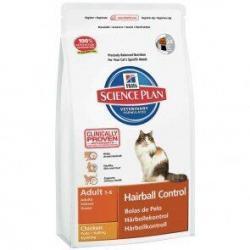 Hills Science Plan Feline Hairball Control