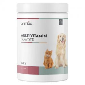 Multivitaminer er vigtige for hundes og kattes helbred