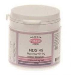 NDS K9 er ét af de bedste vitamintilskud til hunde på det danske marked